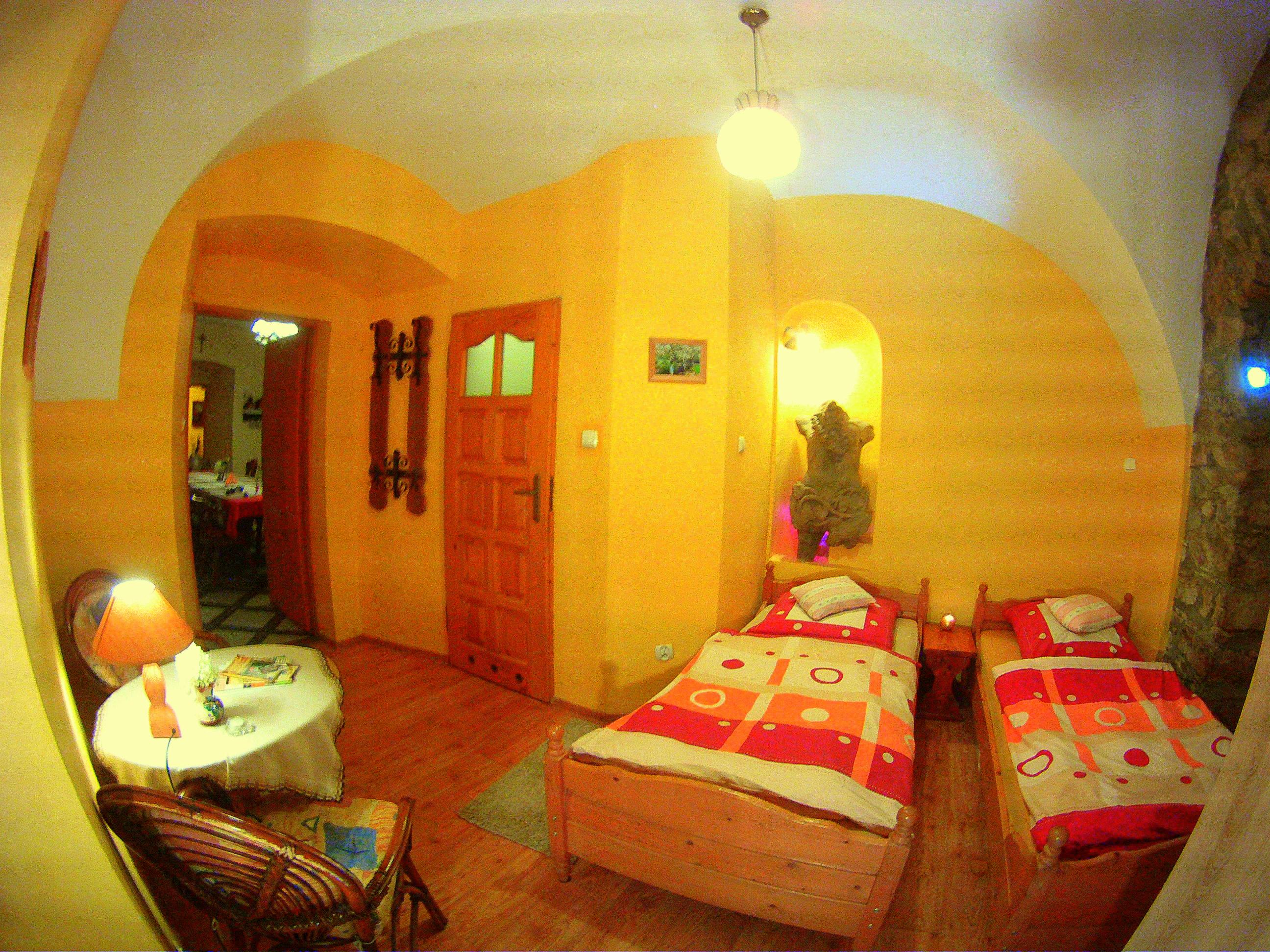 Trzeci pokój